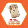 Khô gà cay 500 gram